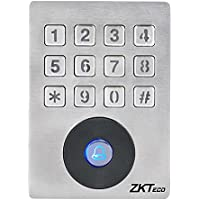 ZKTeco SKW H2 Access Control System Weatherproof 125KHz RFID EM ID Card Wiegend 26 Single-door Stand-alone control keypad