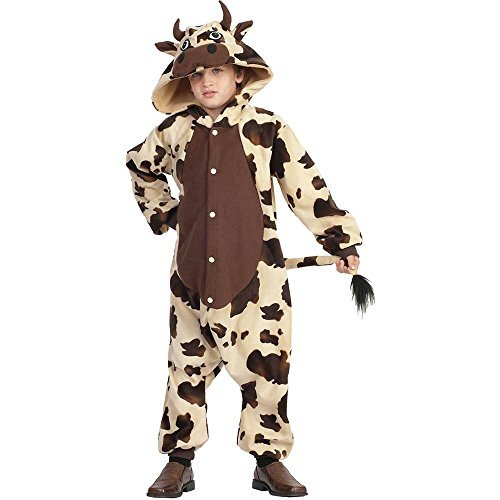 RG Costumes 40324 Funsies' Billie The Bull, Child Small/Size 4-6, -