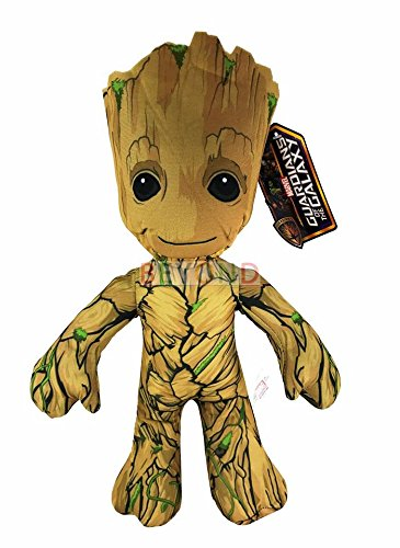 Marvel Guardians Of The Galaxy 15  Inches Baby Groot Plush