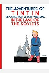 In The Land of Soviets (Tintin) Paperback