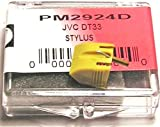 Durpower Phonograph Record Turntable Needle For MODELS JVC 1845 , JVC JLA1 , JVC M445 , JVC MF1845 , JVC MF45DL , JVC MF47L , JVC MF55
