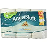 Angel Soft Bath Tissue, 6 Double Rolls