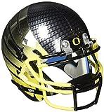NCAA Oregon Ducks Wing Yellow Fade 1 Mini Helmet, One Size, White