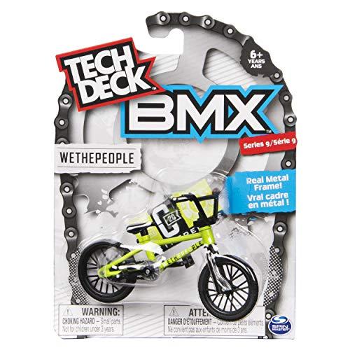 Tech Deck BMX Series 9 WETHEPEOPLE Light Green Finger Bike - 20103168