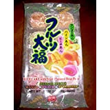Japanese Fruits Daifuku Mochi (Rice Cake) Kyoshin - 3 Flavors: Mango, Peach & Pineapple