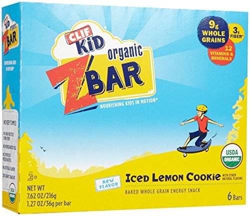 CLIF Kid ZBAR Organic Energy product image