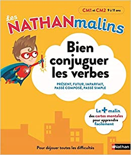 Amazon Fr Francais Bien Conjuguer Les Verbes Au Cm1 Et