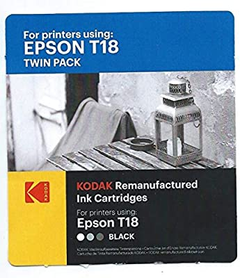 Kodak - Cartuchos de tinta remanufacturados para impresoras Epson ...
