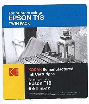 Kodak - Cartuchos de tinta remanufacturados para impresoras ...