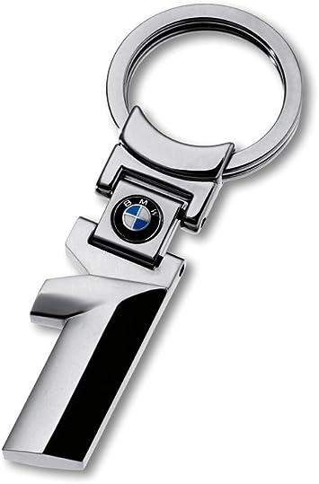 BMW Genuine 1 Series Metal Keyring Key Chain Keyfob 80 23 0 305 914