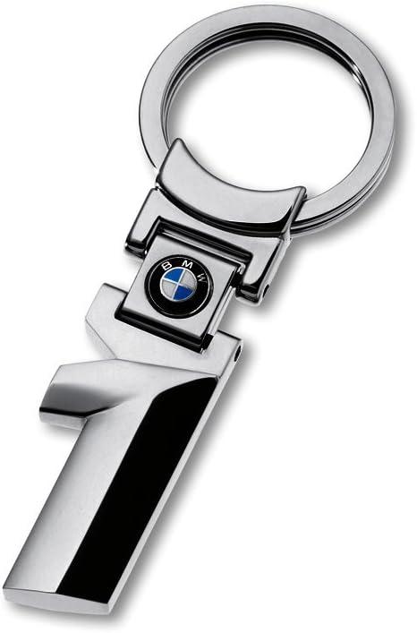 BMW 80 23 0 305 914 1 Series Portachiavi metallizzato articolo originale