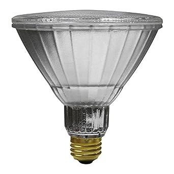 Utilitech 120 watt 18w par38 dimmable soft white led flood light utilitech 120 watt 18w par38 dimmable soft white led flood light bulb outdoor aloadofball Image collections