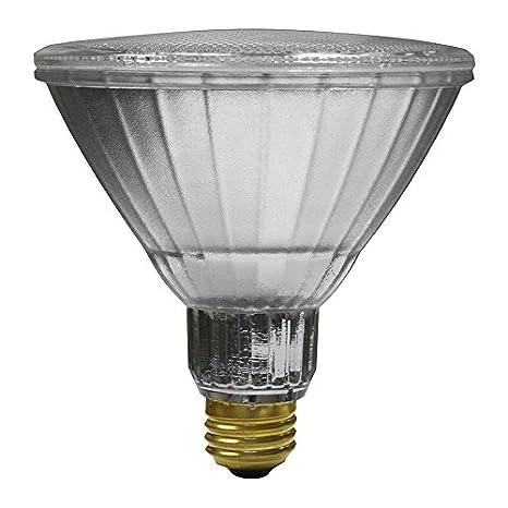 Utilitech pro 120 watt 18w equivalent dimmable daylight par38 led utilitech pro 120 watt 18w equivalent dimmable daylight par38 led flood light bulb aloadofball Images