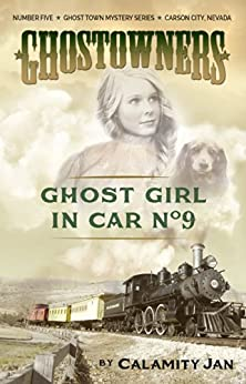Ghost Girl In Car No. 9: Ghostowners by [Pierson, Jan]