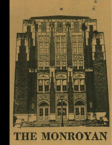 (Reprint) 1970 Yearbook: Neville High School, Monroe, Louisiana