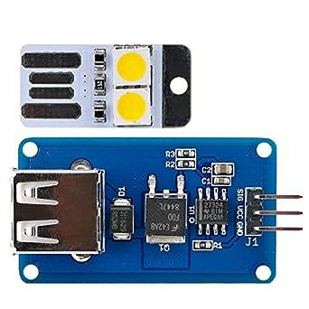 USB ventilador LED/Conductor Kit conductor memoria velocidad ...