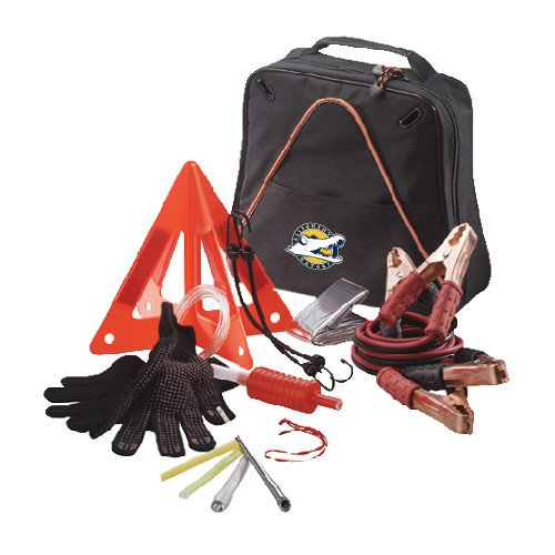 Allegheny Highway Companion Black Safety Kit 'Official Logo'