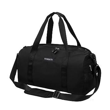 21ce90ca43dfe Bioasis Sporttasche - Fitnesstasche mit Schuhfach und Nassfach - Sport  Tasche für Frauen und Männer -