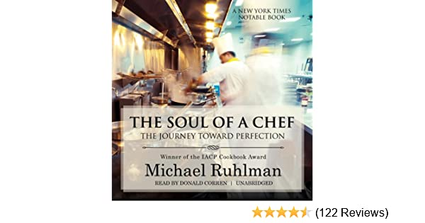 Amazon The Soul Of A Chef The Journey Toward Perfection