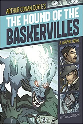 The Hound of the Baskervilles (Graphic Revolve: Common Core Editions) by Sir Arthur Conan Doyle (2014-07-01)
