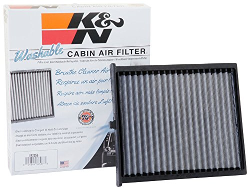 VF2056 K&N CABIN AIR FILTER (Cabin Air Filters):