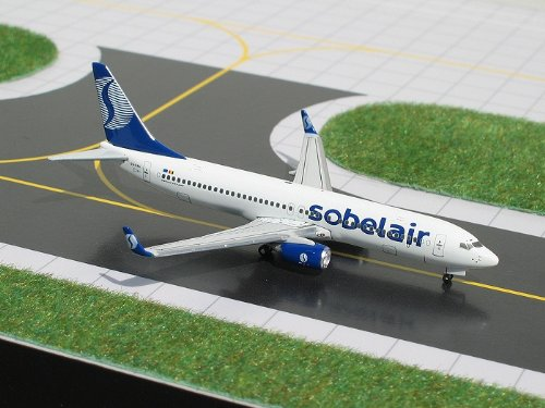 Gemini Jets Sobelair Boeing 737-800 OO-VAS 1 400 Scale GJSLR369