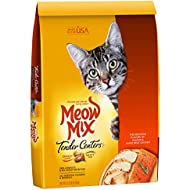 Meow Mix Tender Centers, 13.5-Pound, Salmon & Chicken