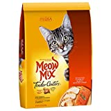 Meow Mix Tender Centers Dry Cat Food, 13.5lb, Salmon & Chicken