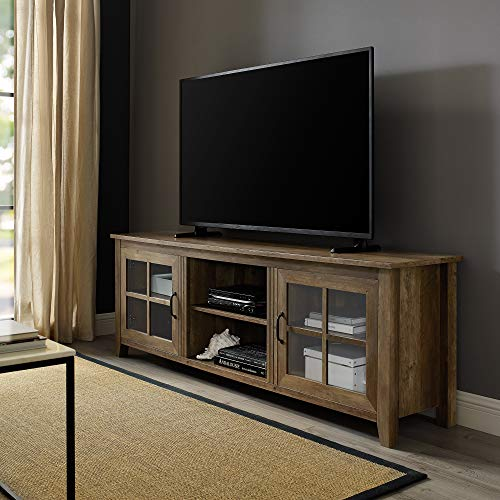 WE Furniture AZ70CSGDRO TV Stand, 70