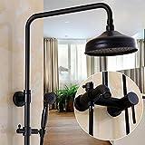 W&P European Antique Shower Sets Stylish Handheld Showerhead...