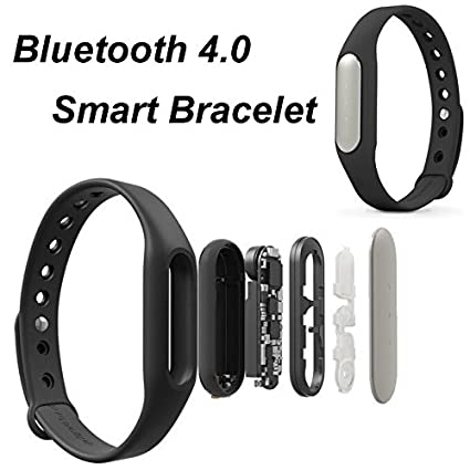 Amazon.com: giftsbox: Original Xiaomi Mi Band pulsera ...