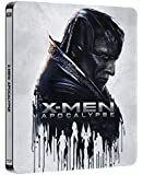 X-Men: Apocalipsis - Edición metálica (Blu-ray 3D + Blu-ray) - Edición Exclusiva Amazon [Blu-ray]
