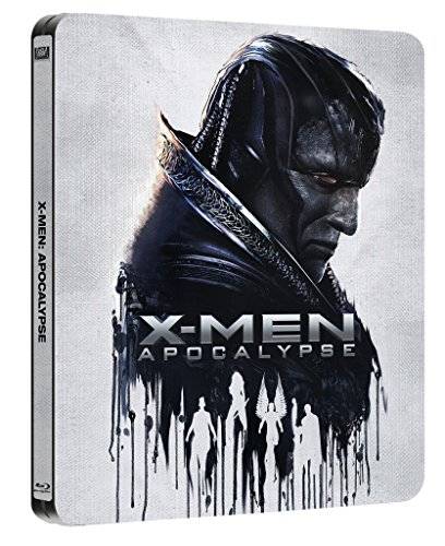 X-Men: Apocalipsis – Edición metálica (Edición Exclusiva Amazon) [Blu-ray]