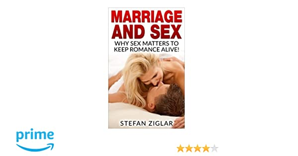 Keeping sex alive in marriage