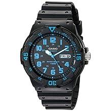 Casio Unisex MRW200H-2BV Neo-Display Watch