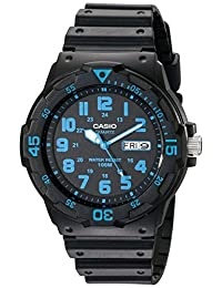 Casio Unisex MRW200H-2BV Neo-Display Watch