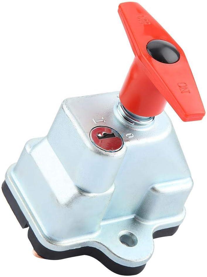 Staccabatteria Staccabatteria per auto alta Scollegamento dellalberino superiore Interruttore di spegnimento della batteria Interruzione dellalimentazione della batteria Interruttore principale Scol