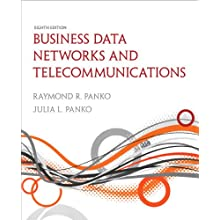 Business Data Networks and Telecommunications (8th Edition) (Pearson Custom Business Resources)