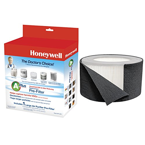 Honeywell Premium Odor-Reducing Air Purifier Replacement Pre-Filter, HRF-APP1 / Filter (A+) - 64000 Series