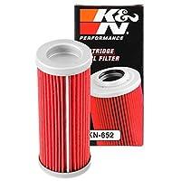 K&N KN-652 KTM Filtro de aceite de alto rendimiento