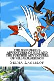 the wonderful adventures of nils and the further adventures of nils holgersson 2 books