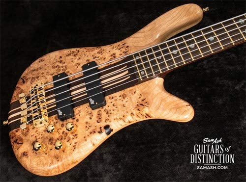 (Warwick Streamer Stage I 5-String Electric Bass)