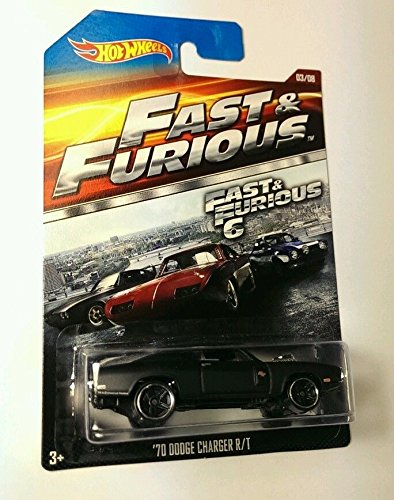 Hot WHEELS 2015 Fast & Furious '70 Dodge Charger R/T ()