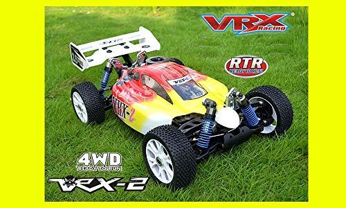 VRX Racing 1/8 Nitro Buggy - VRX-2 'Pro' 4WD RTR
