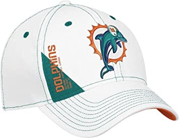 ed94fdc9a1b Image Unavailable. Image not available for. Colour  Miami Dolphins Reebok  NFL 2010 Player Draft Hat