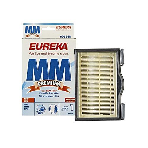 - Genuine Eureka MM HEPA Filter 60666B - 1 filter