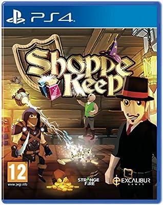 Shoppe Keep Ps4 Amazon Co Uk Pc Video Games