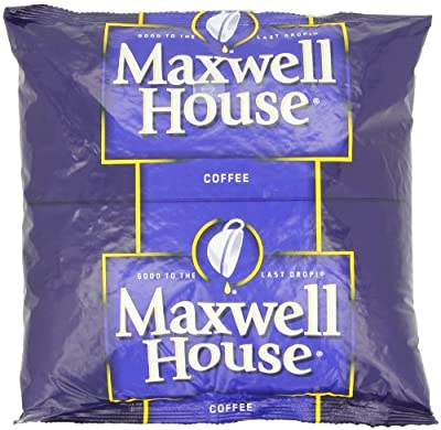 MAXWELL HOUSE Coffee, Whole Bean, 2 Pound