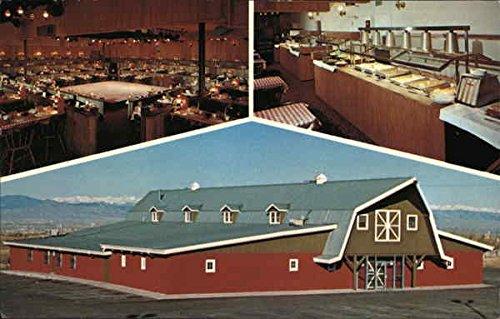 (Country Dinner Playhouse Englewood, Colorado Original Vintage Postcard)