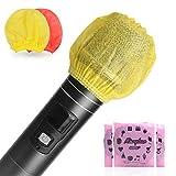 120PCS (60 Pairs) Larger Size Disposable Microphone